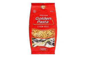 Изделия макаронные Elbow rigati Golden Pasta м/у 400г