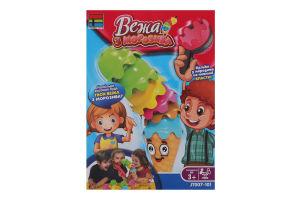 Гра настільна для дітей 3років №JT007-101 Вежа з морозива Kingso Toys 1шт