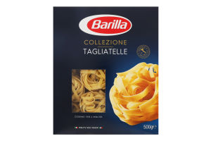 Изделия макаронные Tagliatelle Collezione Barilla к/у 500г