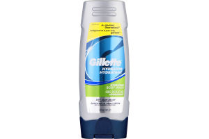 Gillette Hydrator Body Wash Dry Skin Relief