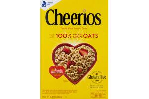 Cheerios 100% Whole Grain Oats