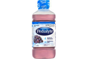 Pedialyte Electrolyte Solution Grape