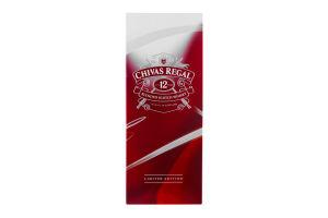 Виски 0.7л 40% шотландский купажированный Chivas Regal бут