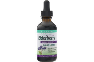 Quantum Health Elderberry Immune Defense Liquid Extract