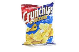 Чіпси карт.Crunchips вер.мас.Lorenz 140г