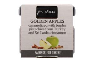 Соус сладкий к сыру с карамелизированных яблок Голден с фисташками и корицей Can Bech с/б 115г