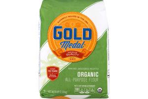 Gold Medal Organic All Purpose Flour