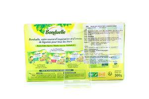 Галети Bonduelle овочеві Зелений букет 300г х12