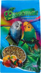 Корм для папугаев Природа Фруктовый