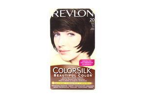 Краска для волос Beautiful Color ColorSilk №20 Revlon
