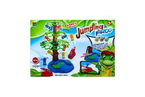 Игрушка Прыгающая жабка