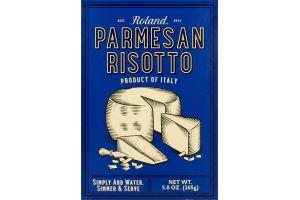 Roland Risotto Parmesan