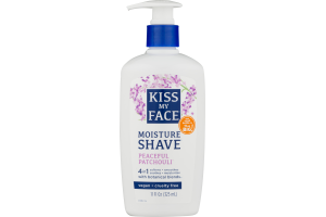 Kiss My Face 4in1 Moisture Shave Peaceful Patchouli