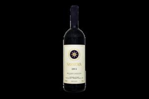 Вино 0.75л 14% червоне сухе Sassicaia Tenuta San Guido пл