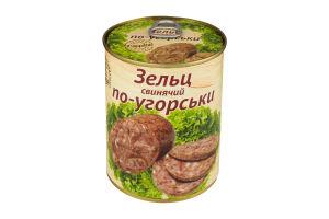 Зельц L'appetit свиной по-венгерски