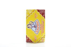 Масло 82.5% сладкосливочное экстра Вологодское Добряна м/у 200г