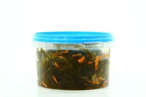 Салат Русалочка из морской капусты с морковью п/б 200г