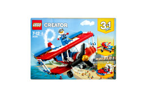 LEGO® Creator Самолет для крутых трюков 31076