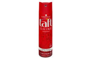 Лак для волосся ультрасильної фіксації Діамантовий блиск Taft 250мл
