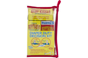 Boudreaux's Diaper Duty Decision Kit