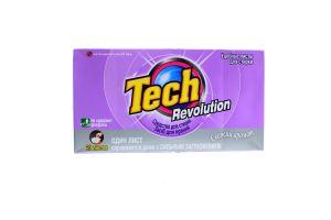 Засіб Tech д/прання Свіжий аромат +1 безкошт. 20лист. х10