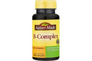 Nature Made B-Complex Caplets - 100 CT