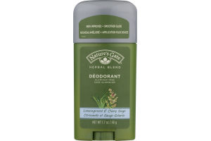 Nature's Gate Herbal Blend Deoderant Lemongrass & Clary Sage
