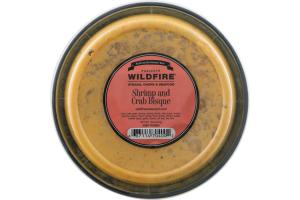 Wildfire Shrimp And Crab Bisque