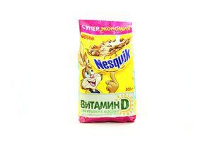 Завтрак Nesquik шоколадный Nestle м/у 500г