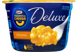 Kraft Macaroni & Cheese Deluxe Original