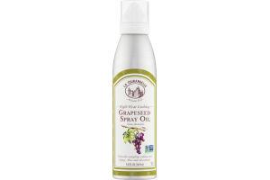 La Tourangelle High-Heat Cooking Grapeseed Spray Oil