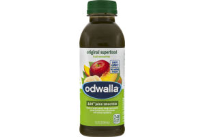 Odwalla 100% Juice Smoothie Original Superfood