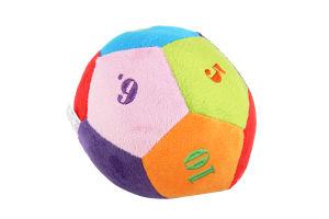 Игрушка для детей от 3лет №ІГ-0001 Мячик с цифрами Tigres 1шт