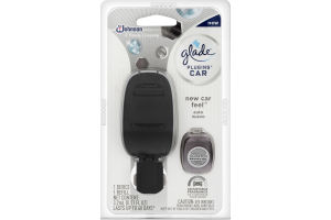 Glade Plugins Car New Car Feel