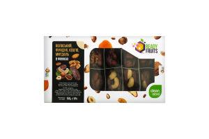 Орех грецкий, фундук, кешью, миндаль в финиках Ready Fruits к/у 150г