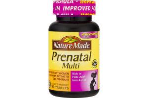 Nature Made Prenatal Multi - 90 CT