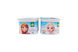 Йогурт Danone Disney Земляника-банан 2% ст