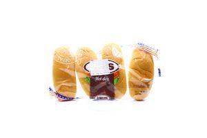 Булочки Quality Bakers Хот-Дог 4шт