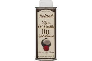 Roland Cold-Pressed Virgin Macadamia Oil