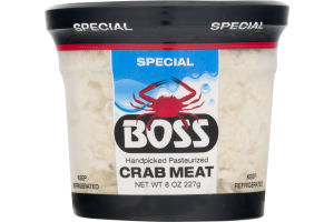 Boss Crab Meat Special