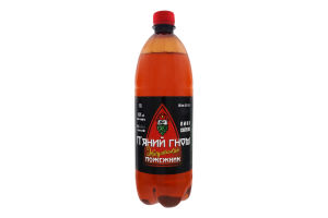 Пиво 1л 4% світле Пожежник Жигулівський П'яний гном п/пл
