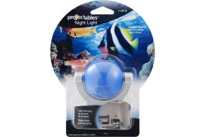 Projectables Night Light Tropical Fish