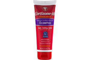 Cortizone-10 Maximum Strength Eczema Healing Lotion