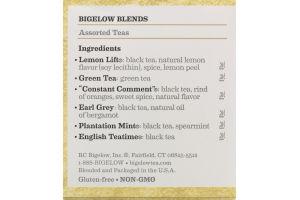Bigelow Assorted Teas Variety Pack - 18 CT