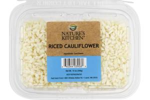 Nature's Kitchen Riced Cauliflower