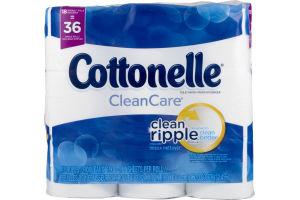 Cottonelle Toilet Paper Clean Care - 18 PK