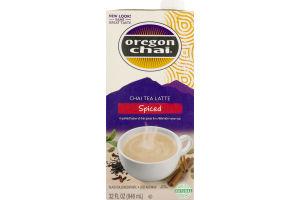 Oregon Chai Black Tea Concentrate Chai Tea Latte Spiced