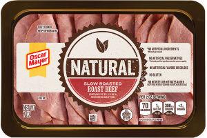 Oscar Mayer Natural Slow Roasted Roast Beef
