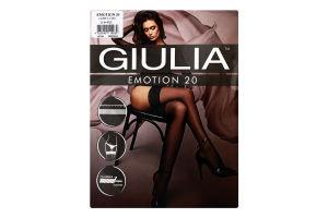 Панчохи жіночі Giulia Emotion 20den M/L cappuccino