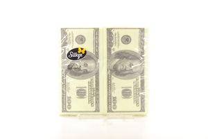 Салфетки столовые Money-money Silken 20шт